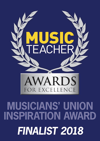 2018 Music Teacher Awards for Excellence