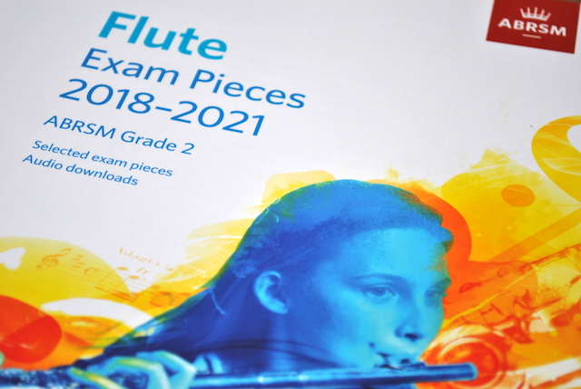 ABRSM Flute Syllabus 2018-2021: highlights
