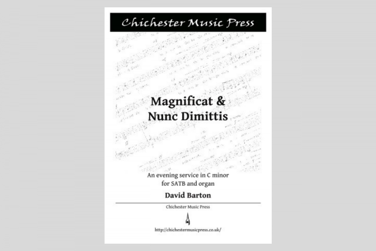 Magnificat & Nunc Dimittis in C minor