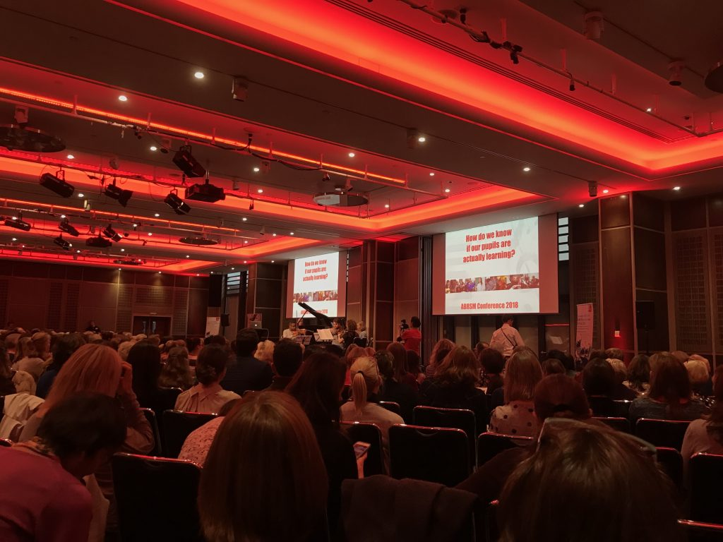 Review: ABRSM Teacher Conference 2018