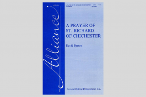 A Prayer of St Richard of Chichester
