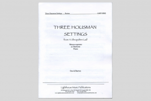 Three Housman Settings