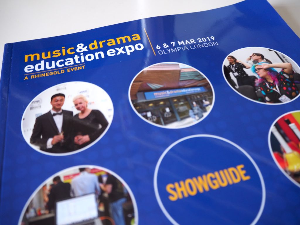 Review: Music & Drama Education Expo 2019