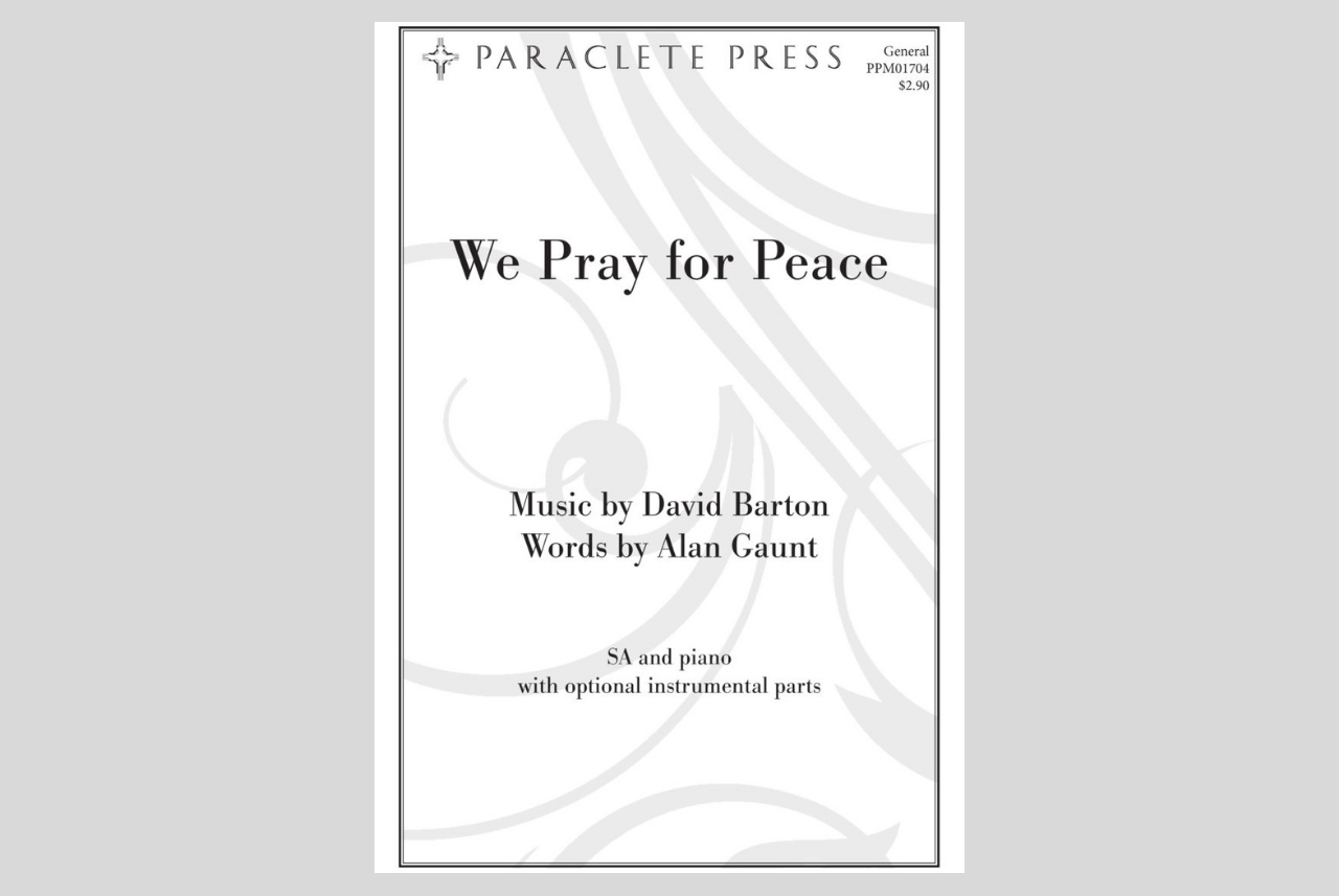 We Pray for Peace