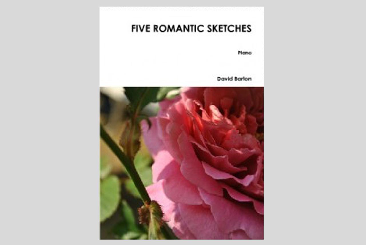 Five Romantic Sketches