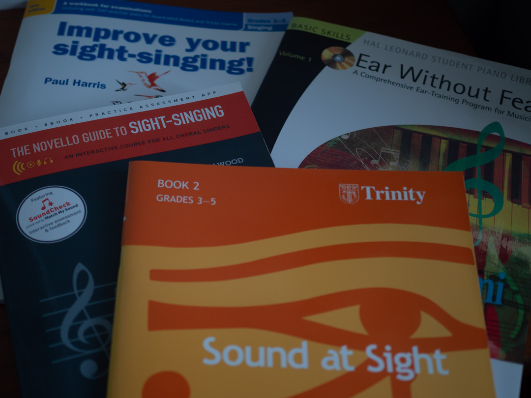 Top Resources for Improving Your Sight-Singing
