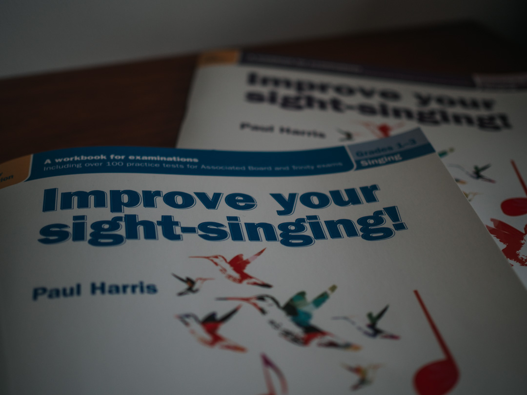 Improve Your Sight-Singing by Paul Harris