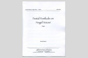 Festal Postlude on 'Angel Voices'