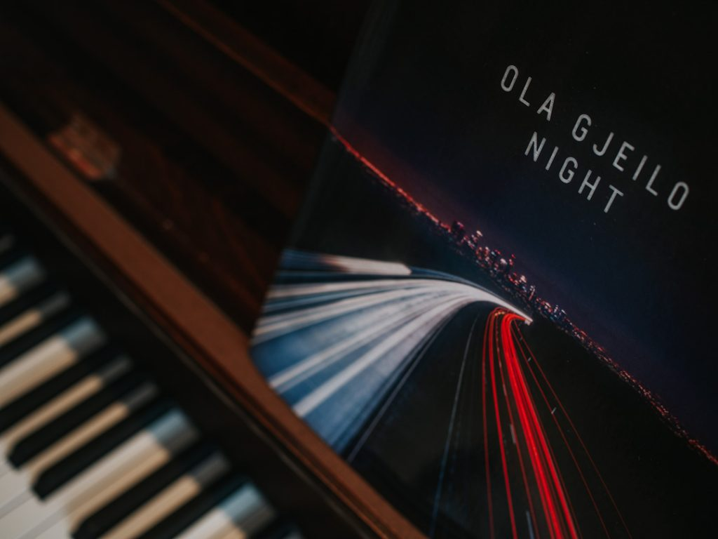 Review: Night for Piano Solo (Ola Gjeilo)