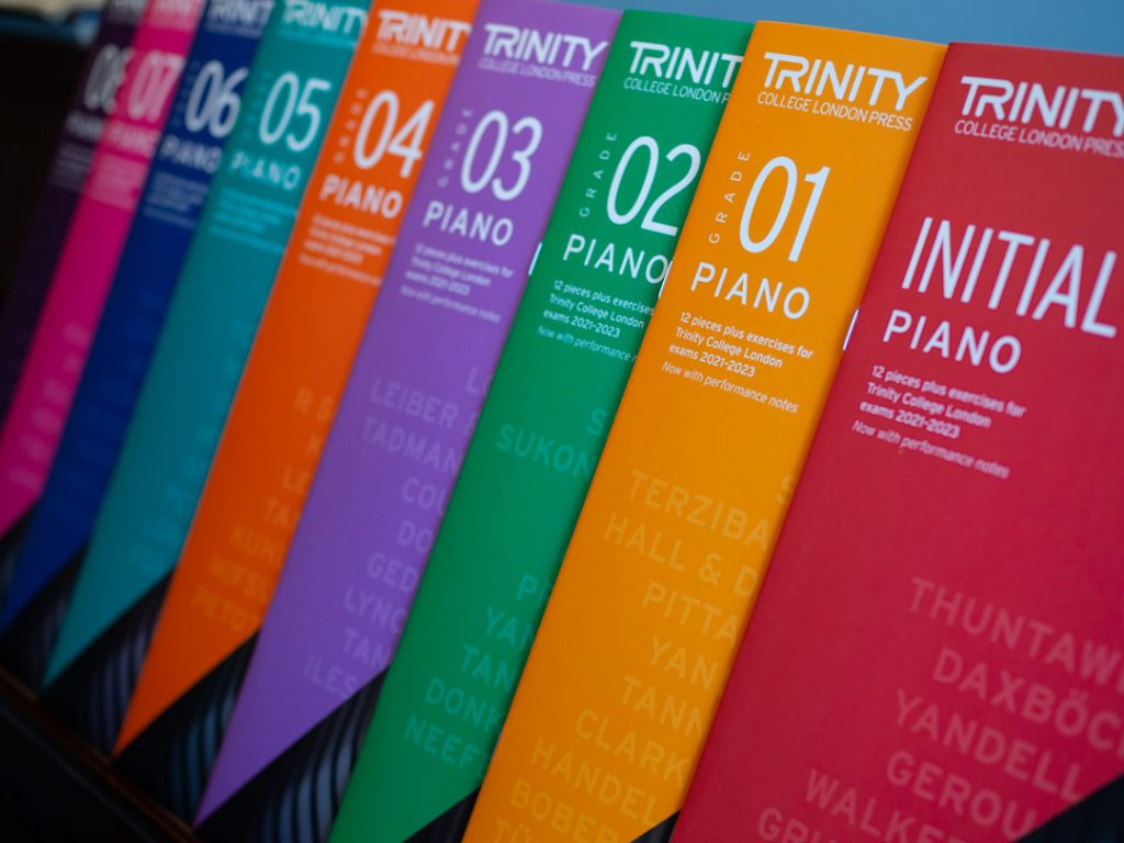 Review: Trinity Piano Syllabus 2021-23