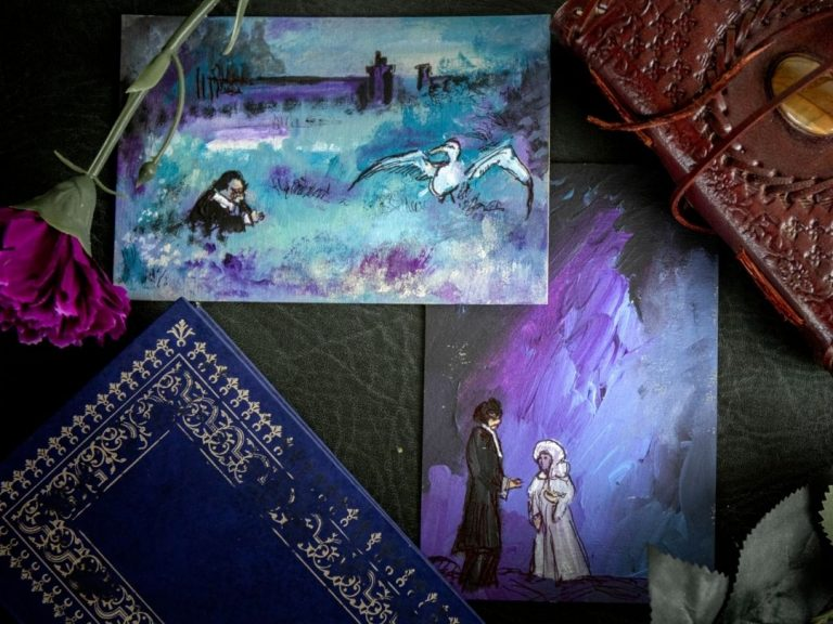 Annabel Lee Replies: music, art and poetry with a touch of mauve