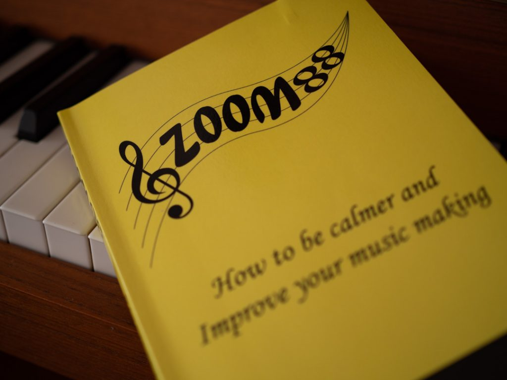 Review: Zoom88 – How to Be Calmer and Improve Your Music Making