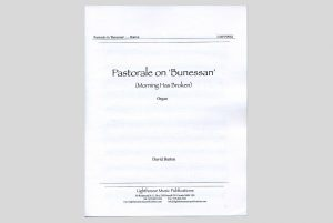 Pastorale on 'Bunessan'