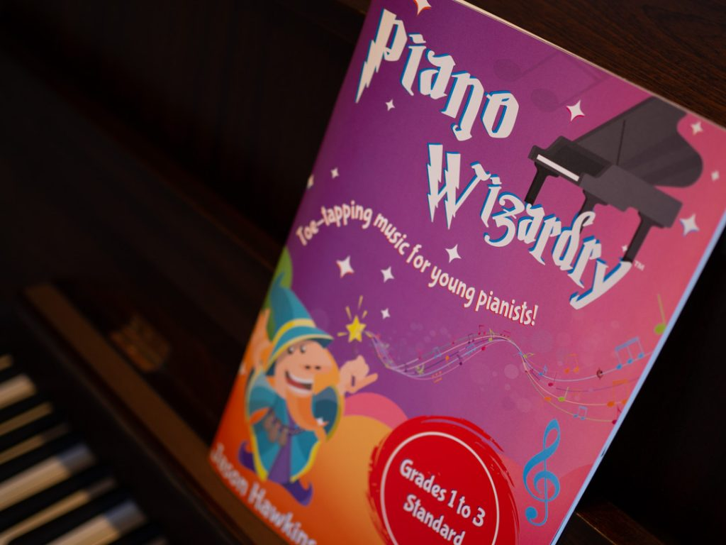 Review: Piano Wizardry by Jason Hawkins