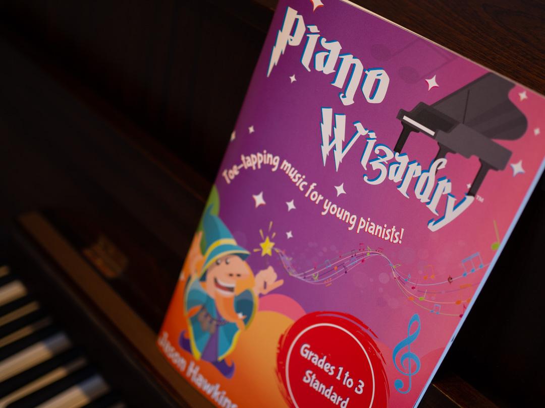 Piano Wizardry by Jason Hawkins