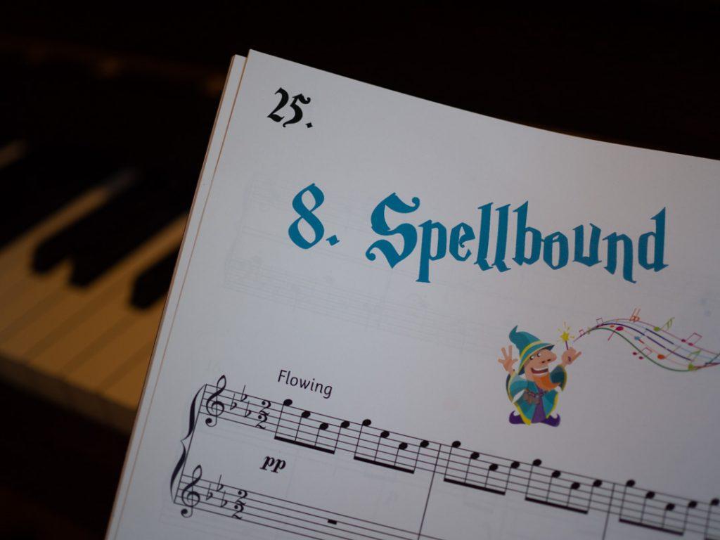 Spellbound by Jason Hawkins