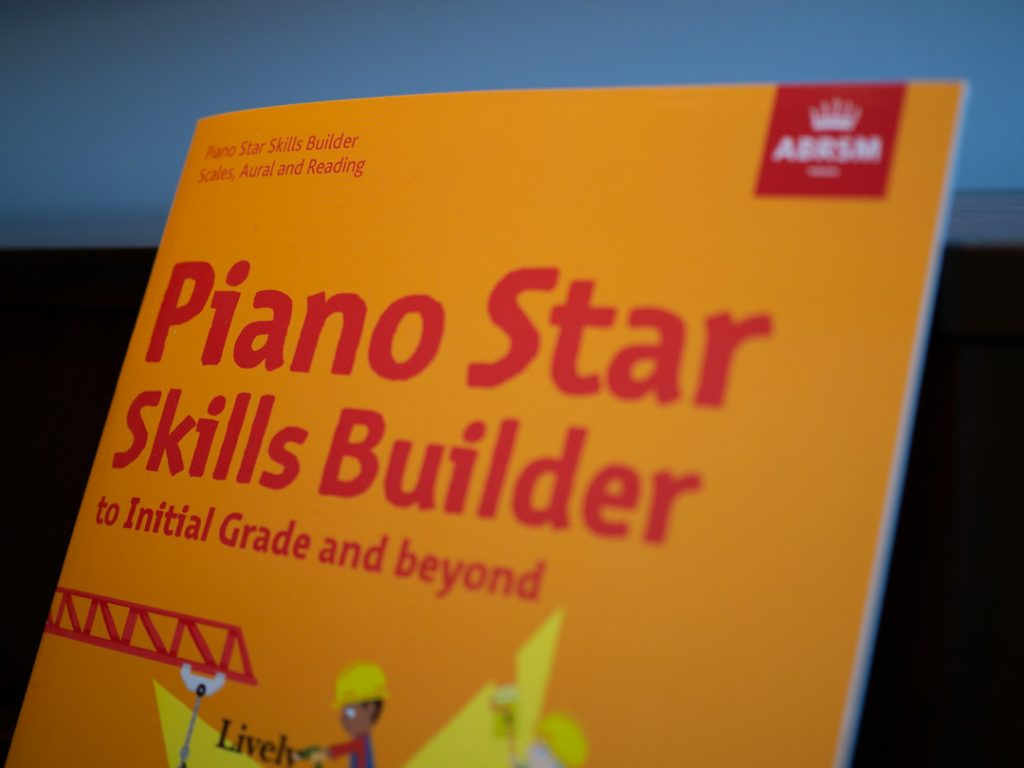Review: Piano Star Skills Builder