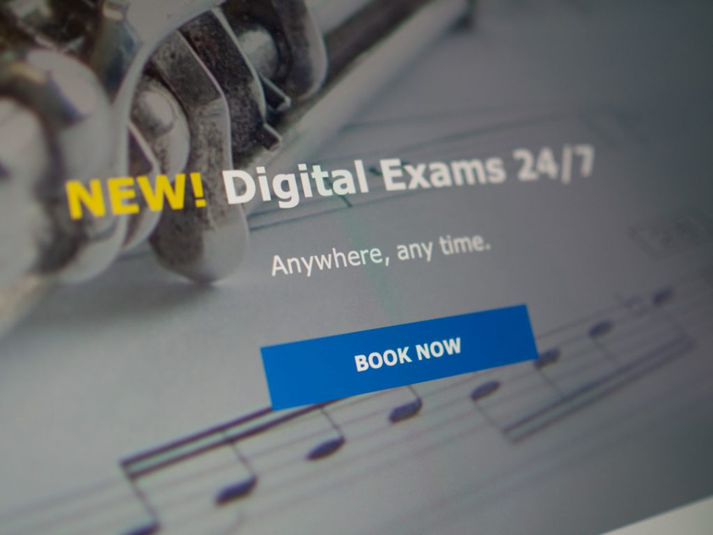Online Music Exams: Our Experiences So Far