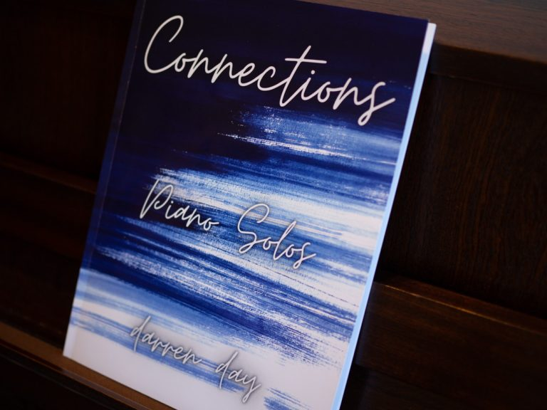 Read more about the article Review: Connections (Piano Solos by Darren Day)