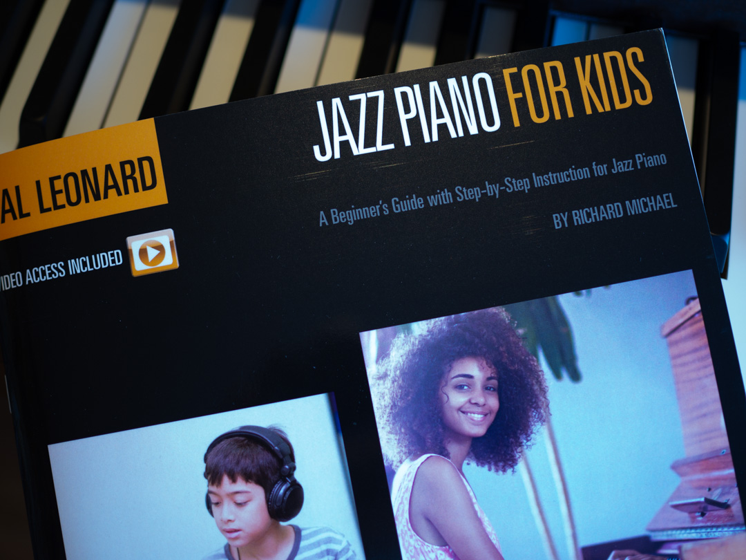 Jazz Piano for Kids by Richard Michael