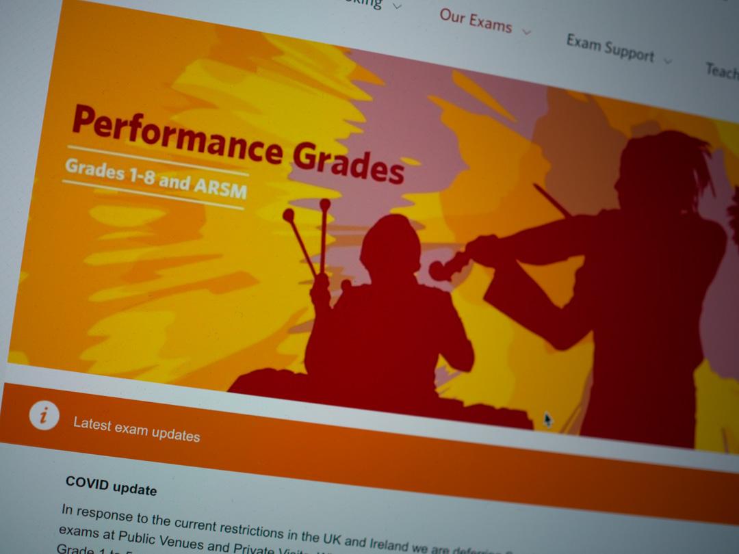 ABRSM Performance Grades