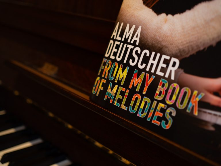 Review: From My Book of Melodies (Alma Deutscher)