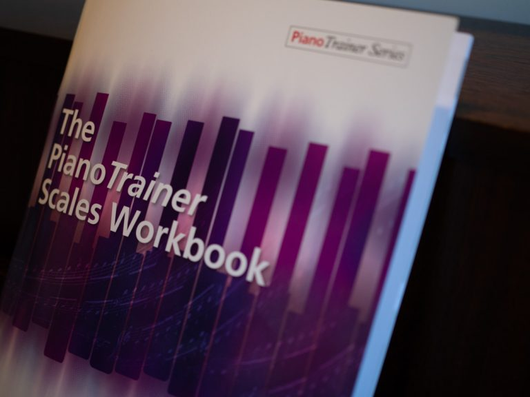 Review: The Piano Trainer Scales Workbook