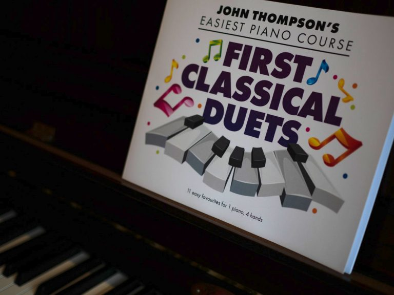 Read more about the article Review: John Thompson's First Classical Duets