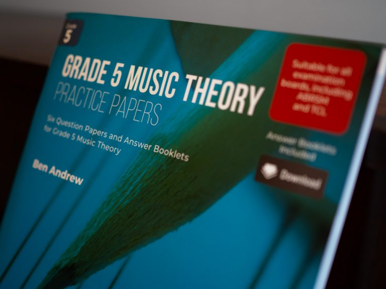Review: Grade 5 Music Theory Practice Papers