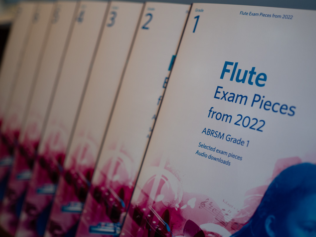 Review: ABRSM Flute Syllabus 2022
