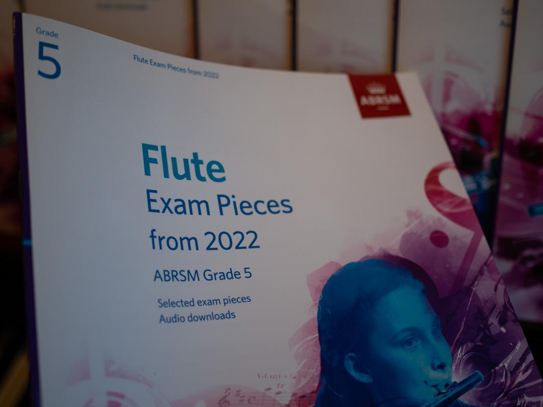 ABRSM Flute Exam Pieces Grade 5 2022